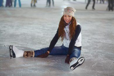Стъпи на леда – приключение с кънки