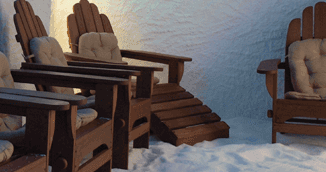 Try out a little bit of salt therapy