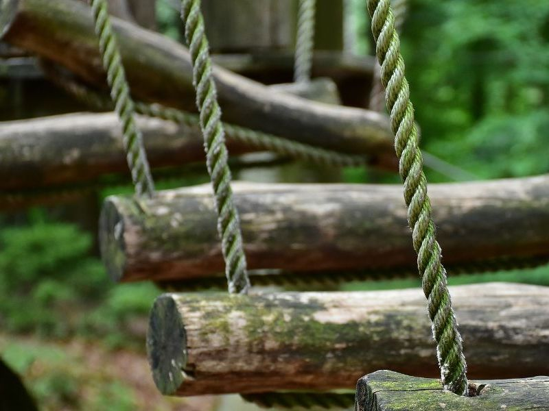 Rope gardens