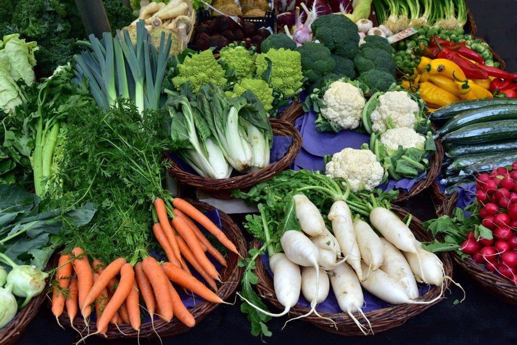 зеленчуци за туршия