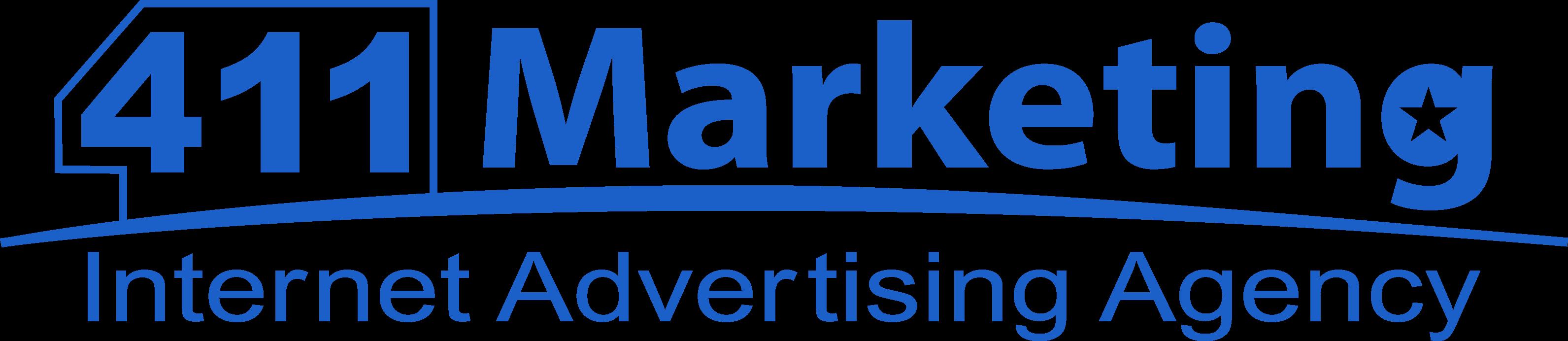 411 marketing logo