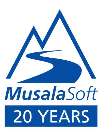 Musala soft logo