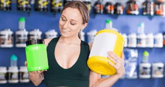 Food supplements discounts