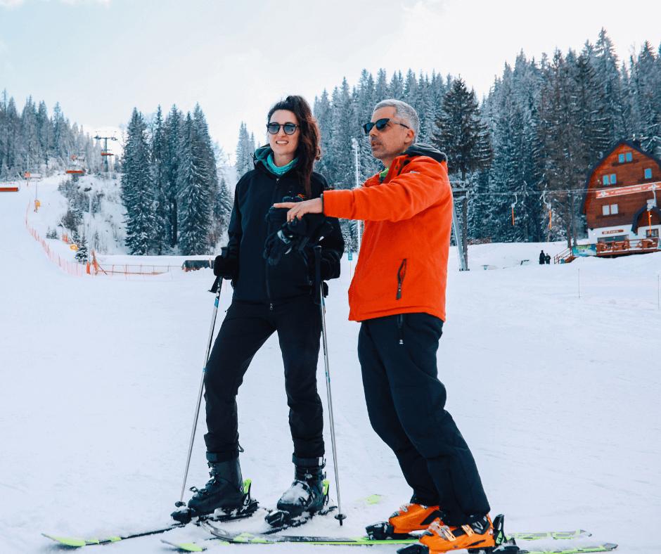 Отстъпки от ски обучения