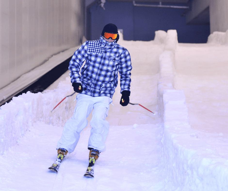 Ски/Сноуборд на закрито