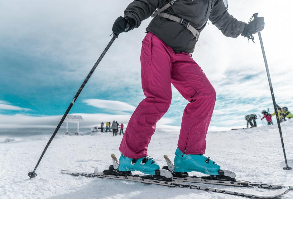 Ski rent discount