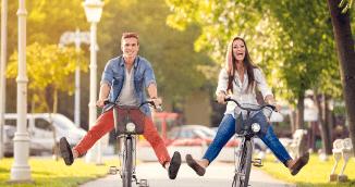 Наем на велосипеди
