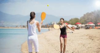 Плажни спортове