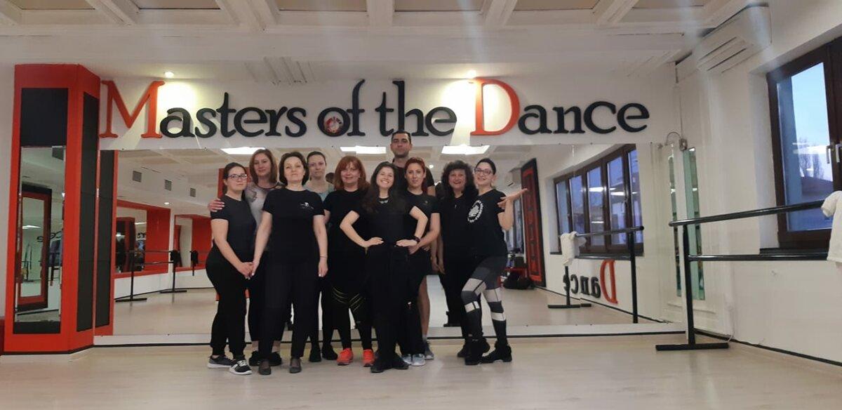 Masters of the dance 10 SU
